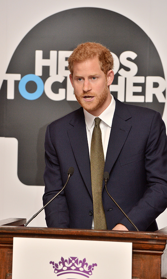 In 2017, <strong><a href=/tags/0/prince-harry>Prince Harry</a></strong> gave a powerful interview about mental health in which he opened up about how <strong><a href=/tags/0/princess-diana>Princess Diana</a></strong>'s death has affected him. 