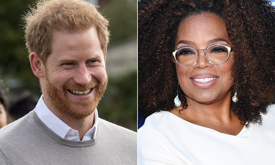 Harry and <strong><a href=/tags/0/oprah-winfrey>Oprah Winfrey</a></strong> are currently working on an Apple TV+ series on mental health. <a href=https://ca.hellomagazine.com/royalty/02019091852965/prince-harry-oprah-winfrey-mental-health-series-apple/><strong>Speaking to Bryony Gordon in 2019</a></strong>, the Duke of Sussex opened up about his huge goals for the series, which we now know will also involve <strong><a href=/tags/0/lady-gaga>Lady Gaga</a></strong> in some way.