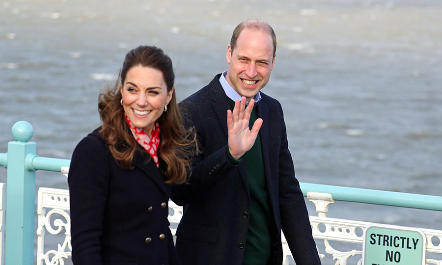 <strong><a href=/tags/0/kate-middleton>Duchess Kate</a></strong> and <strong><a href=/tags/0/prince-william>Prince William</a></strong> returned to Wales for three engagements on Feb. 4! 