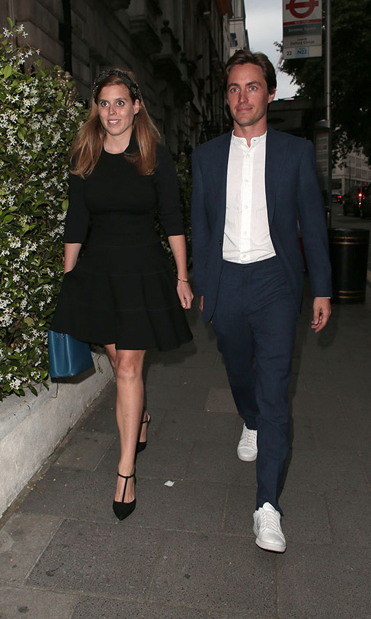 <h2>July 2019</h2><p>The couple enjoyed a night out at private club Annabel's on July 9 in London. <p>Photo: &copy; Ricky Vigil/GC Images