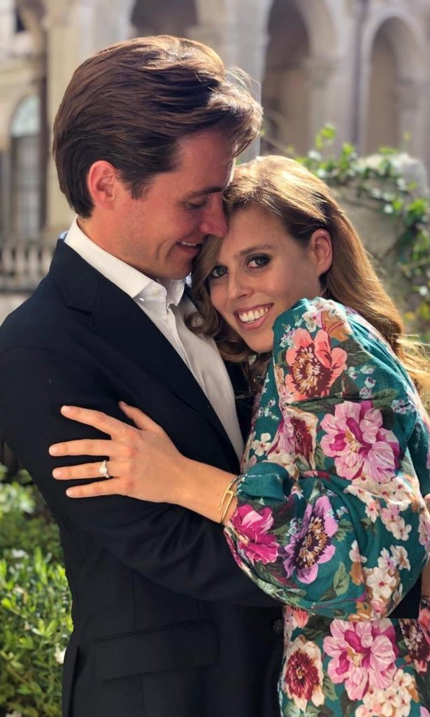 "<h2>September 2019</h2><p>Princess Beatrice and Edoardo <a href=""https://ca.hellomagazine.com/royalty/02019092653122/princess-beatrice-edoardo-mapelli-mozzi-engaged/""><strong>made their official engagement announcement</strong></a> on Sept. 26 through Buckingham Palace.