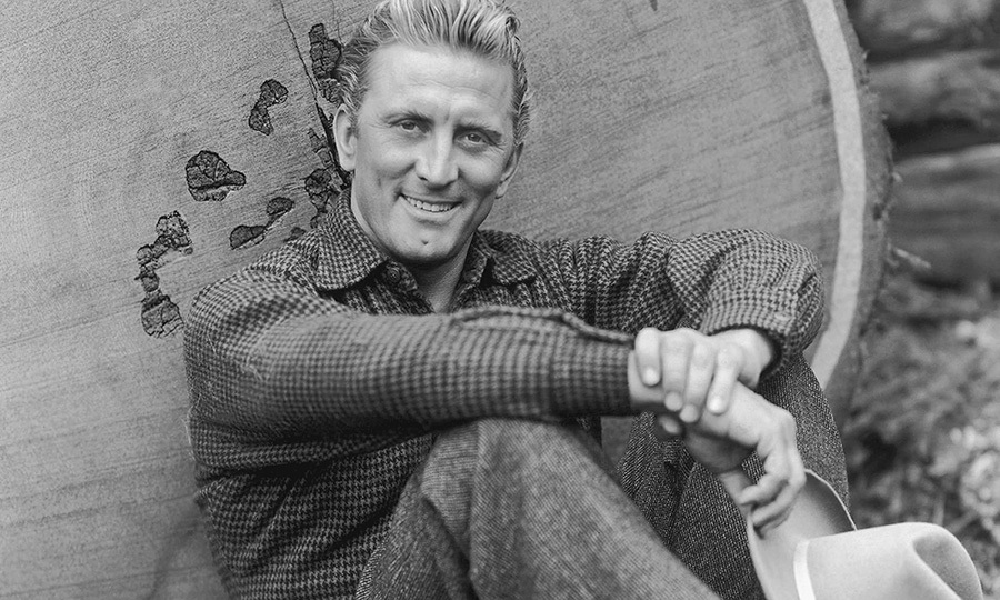 <h2>Kirk Douglas – Feb. 5</h2>
