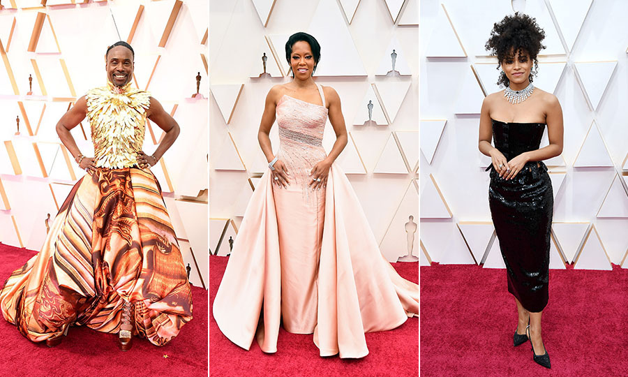 <strong>By Heather Cichowski and Zach Harper, with files from Ivy Tang</strong><p>It's hard to believe that it's Hollywood's biggest night and the highly anticipated finale of awards season, the <a href=/tags/0/oscars><strong>Oscars</strong></a>. Unsurprisingly, celebrities on the <a href=/tags/0/academy-awards><strong>2020 Academy Awards</strong></a> red carpet brought out their very best looks for the occasion. Nominees and presenters including, <a href=/tags/0/margot-robbie><strong>Margot Robbie</strong></a>, <a href=/tags/0/florence-pugh><strong>Florence Pugh</strong></a> and <a href=/tags/0/charlize-theron><strong>Charlize Theron</strong></a>, blew us away with their incredible Oscars style.<p><strong>Scroll through the gallery (or click through if you're on desktop) to see all the best looks from the 2020 Oscars red carpet.</strong><p>Photos: &copy; Steve Granitz/WireImage, Amy Sussman/Getty Images, Kevin Mazur/Getty Images
