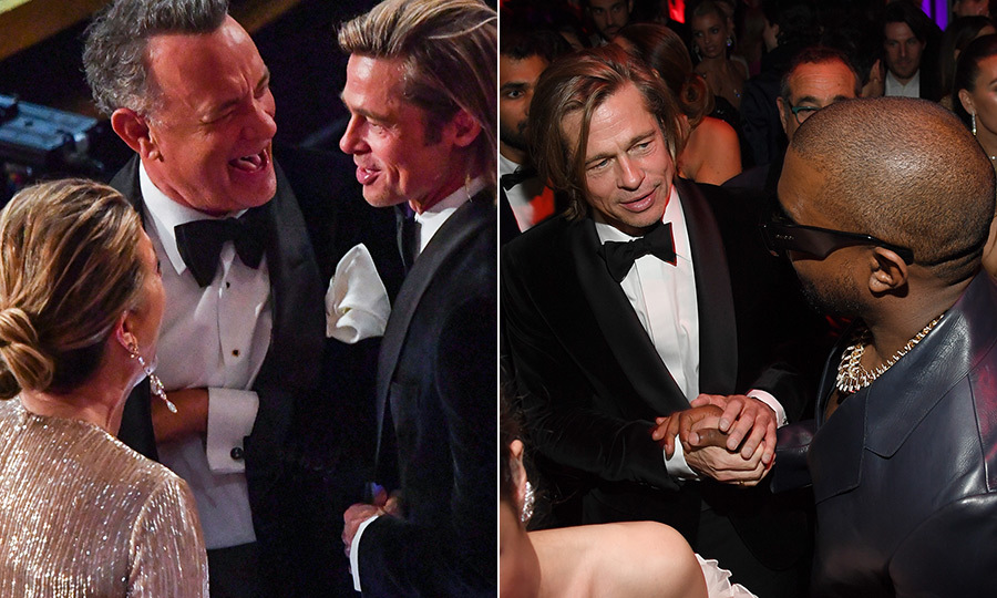 We're calling it – <strong><a href=/tags/0/brad-pitt>Brad Pitt</a></strong> is the most charming man in Hollywood. We don't think there's a single person who doesn't like him and who he also doesn't like. 