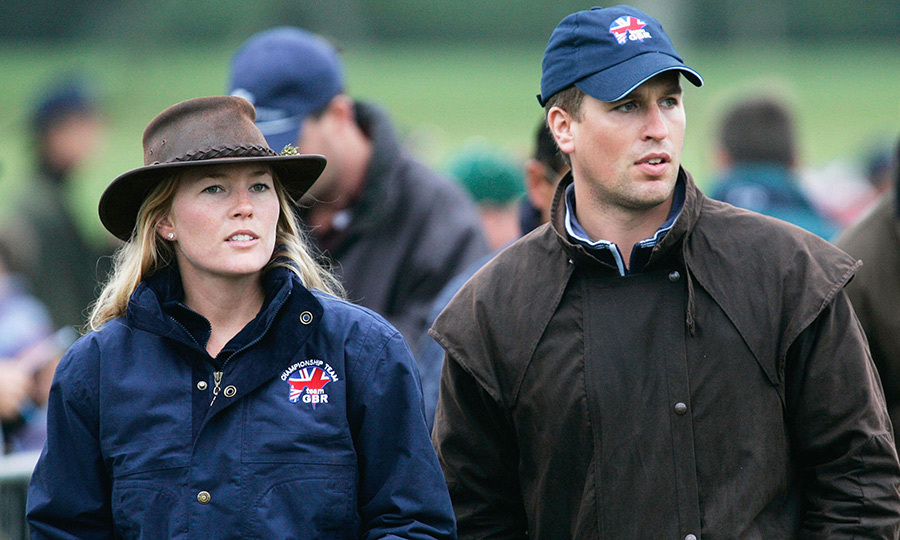 Later that year, the couple watched Peter's sister, <strong><A href=/tags/0/zara-tindall>Zara</a></strong>, compete for Britain in the final show-jumping section of the European Eventing Championships held at Blenheim Palace near Woodstock, England. 