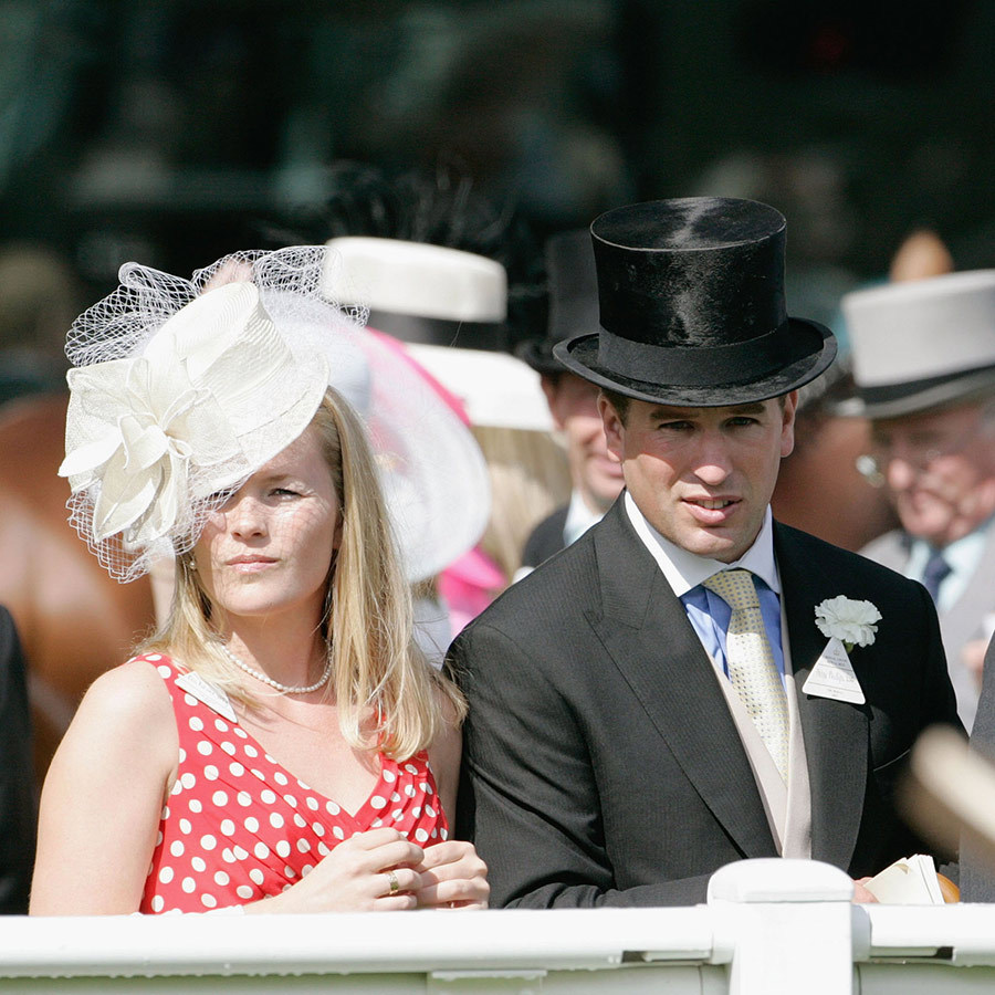 In 2007, she attended <strong><a href=/tags/0/royal-ascot>Royal Ascot</a></strong> with Peter.
