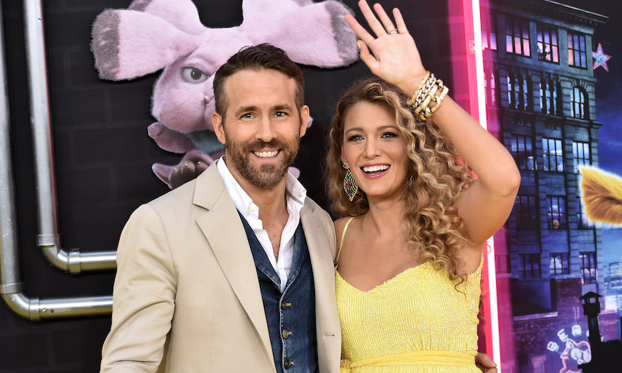<h2>Blake Lively and Ryan Reynolds</h2>