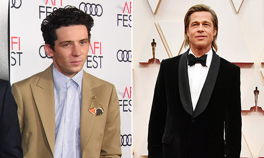 'The Crown' star Josh O'Connor reveals how he 'panicked' and said Brad Pitt should play Prince Charles next
