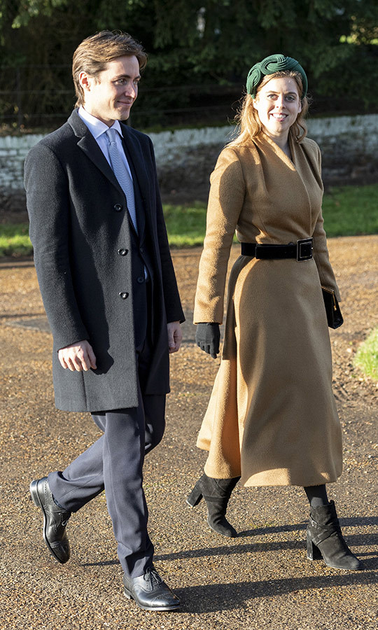 <h2>Princess Beatrice and Edoardo Mapelli Mozzi</h2>