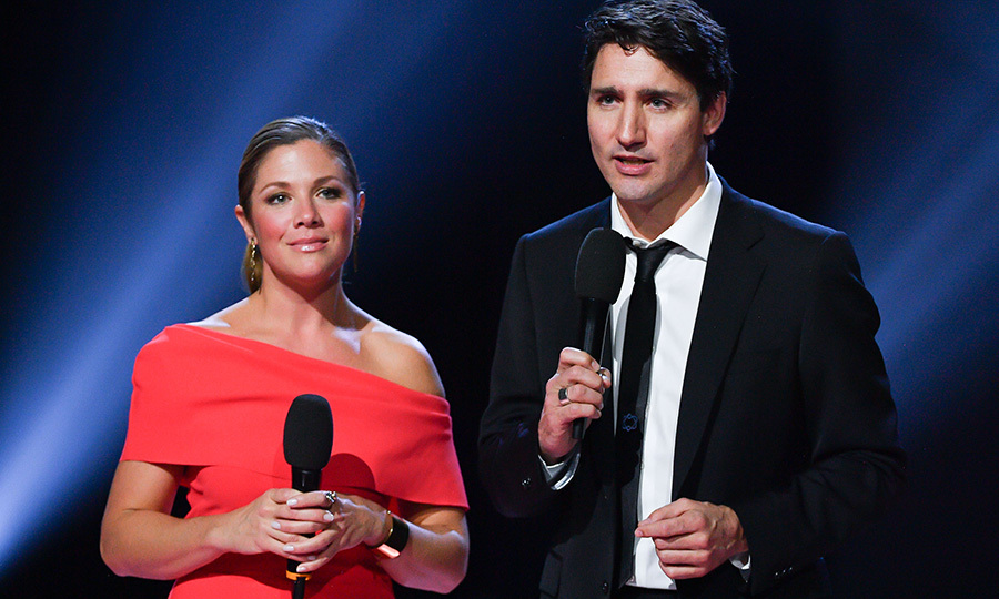 <h2>Sophie Grégoire Trudeau</h2>
