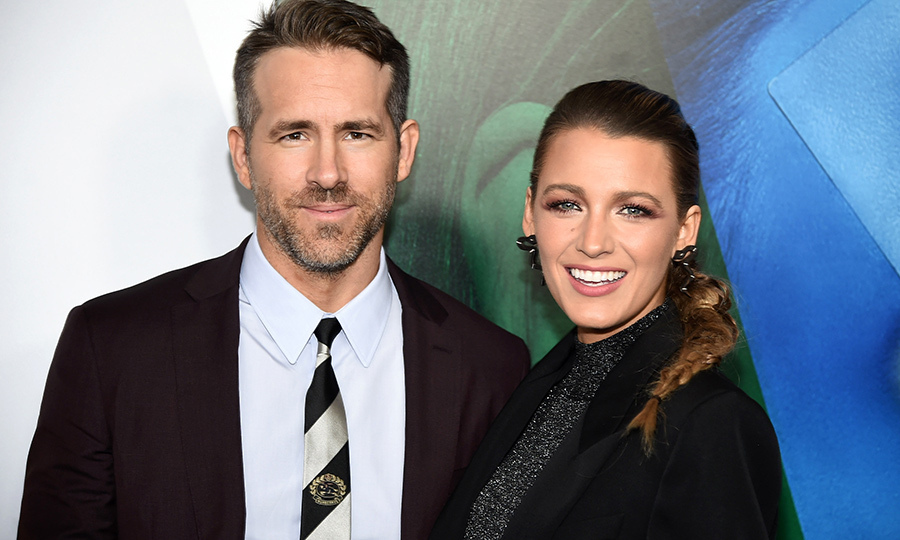 <h2>Ryan Reynolds and Blake Lively</h2>