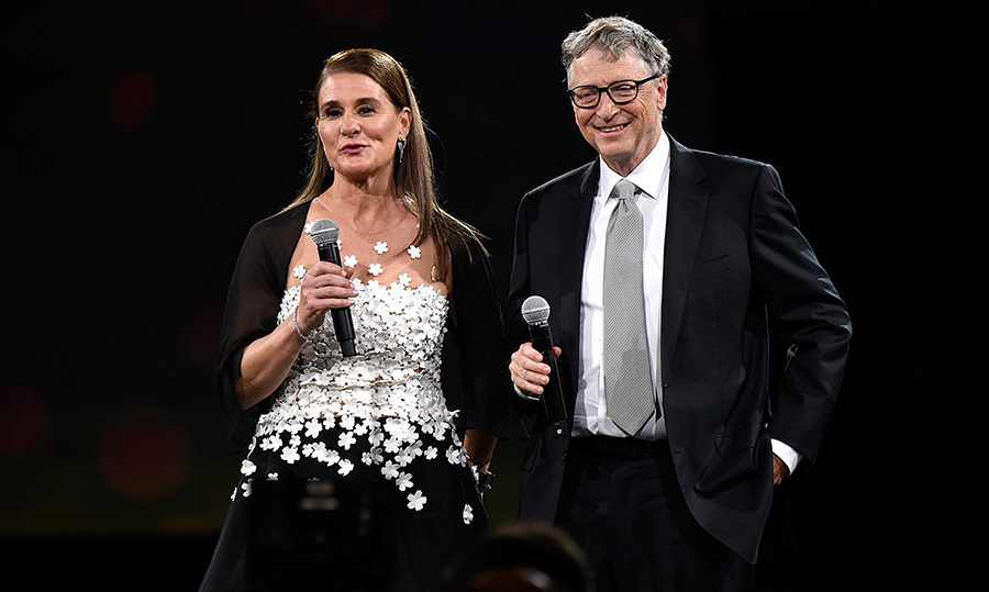 <h2>Bill and Melinda Gates</h2><p>