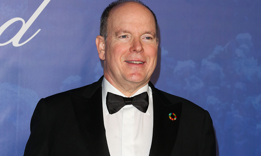 <h2>Prince Albert of Monaco</h2>