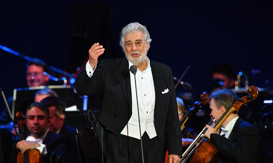 <h2>Placido Domingo</h2>