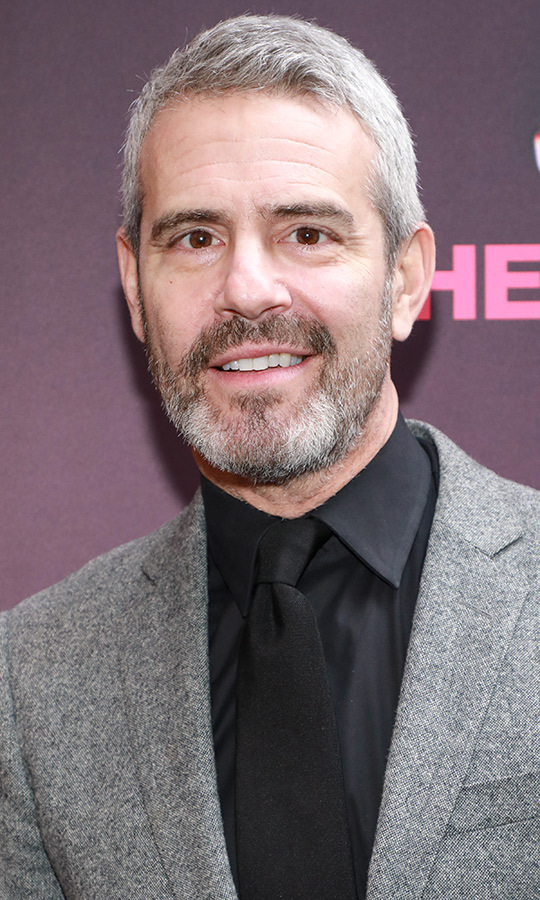 <h2>Andy Cohen</h2>