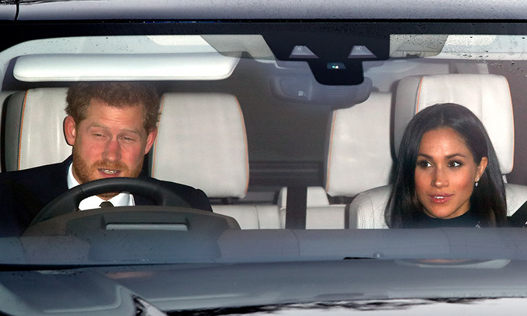 <h2>Buckingham Palace, December 2017</h2>