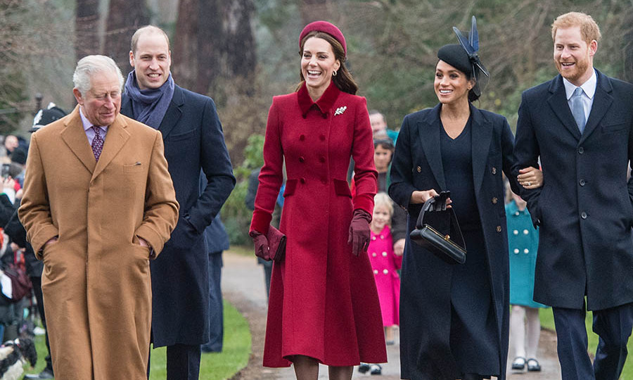 <h2>Sandringham, December 2018</h2>