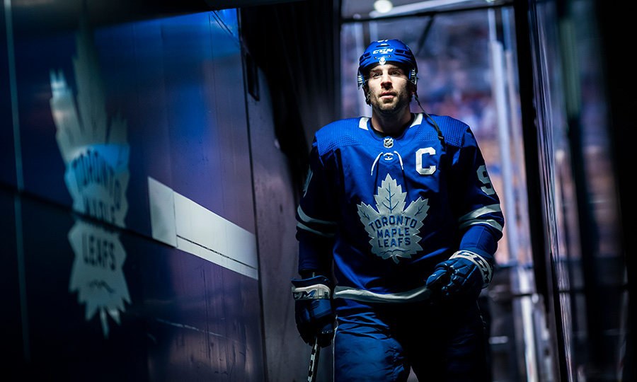 <h2>John Tavares and the Toronto Maple Leafs</h2>