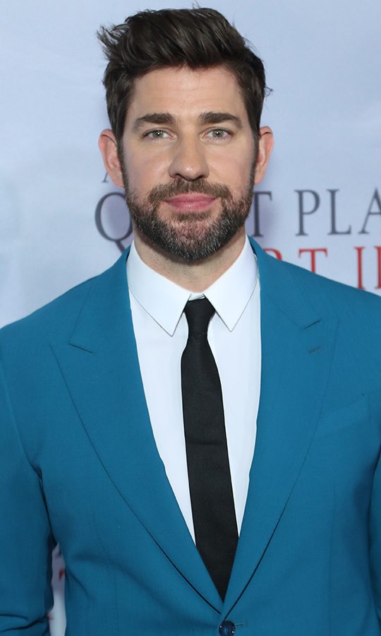 <h2>John Krasinski</h2>