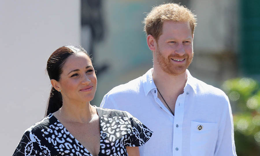 "The <a href=/tags/0/prince-harry-and-meghan><strong>Duke and Duchess of Sussex</strong></a> delivered food packages for <a href=""https://www.angelfood.org/"" target=""_blank"">Project Angel Food</a>, a Los Angeles-based organization that distributes meals to 2,000 people with serious illnesses.