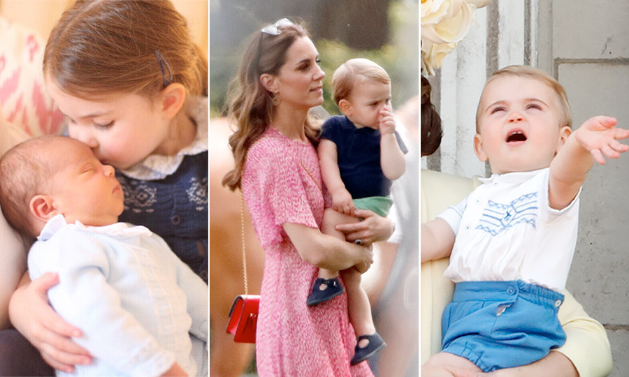 "<p><a href=""/tags/0/prince-louis/""><strong>Prince Louis</strong></a> of Cambridge came into the world on St. George's Day, his mom <a href=""/tags/0/kate-middleton/""><strong>Duchess Kate</a></strong>'s reported due date, and the little brother to <a href=""/tags/0/prince-george""><strong>Prince George</strong></a> and <a href=""/tags/0/princess-charlotte""><strong>Princess Charlotte</strong></a> was cute as a button – despite being the <a href=/tags/0/prince-william><strong>Prince William</a></strong> and Kate's largest baby to date at 8 lbs 7 oz!</p>
