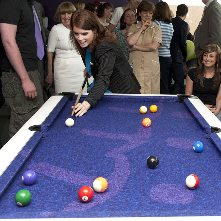 <h2>Princess Eugenie, 2010</h2>