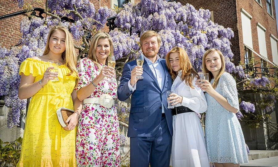 On April 27, the <a href=/tags/0/dutch-royals><strong>Dutch royals</strong></a> celebrated <a href=/tags/0/king-willem-alexander><strong>King Willem-Alexander</strong></a>'s 53rd birthday in style.