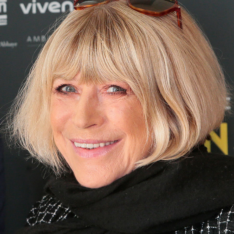 <h2>Marianne Faithfull</h2>