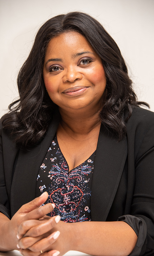 <h2>Octavia Spencer</h2>