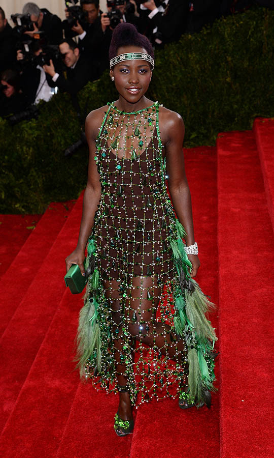 <h2>Lupita Nyong'o, 2014</h2>