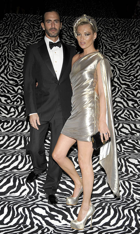 <h2>Marc Jacobs and Kate Moss, 2009</h2>