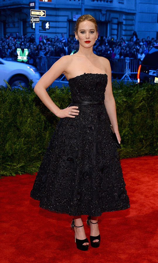 <h2> Jennifer Lawrence, 2013</h2>