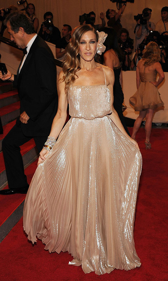 <h2>Sarah Jessica Parker, 2010</h2>