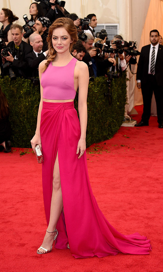 <h2>Emma Stone, 2014</h2>