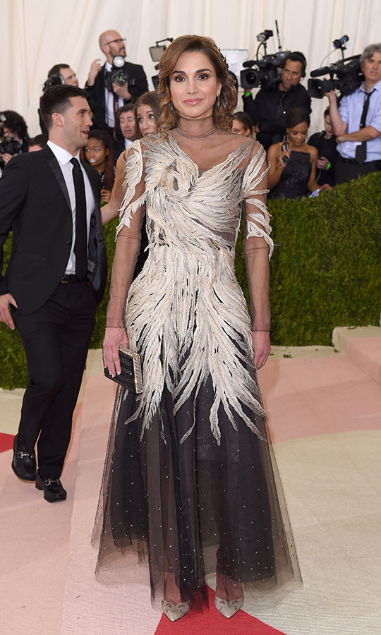 <h2>Queen Rania, 2016</h2>