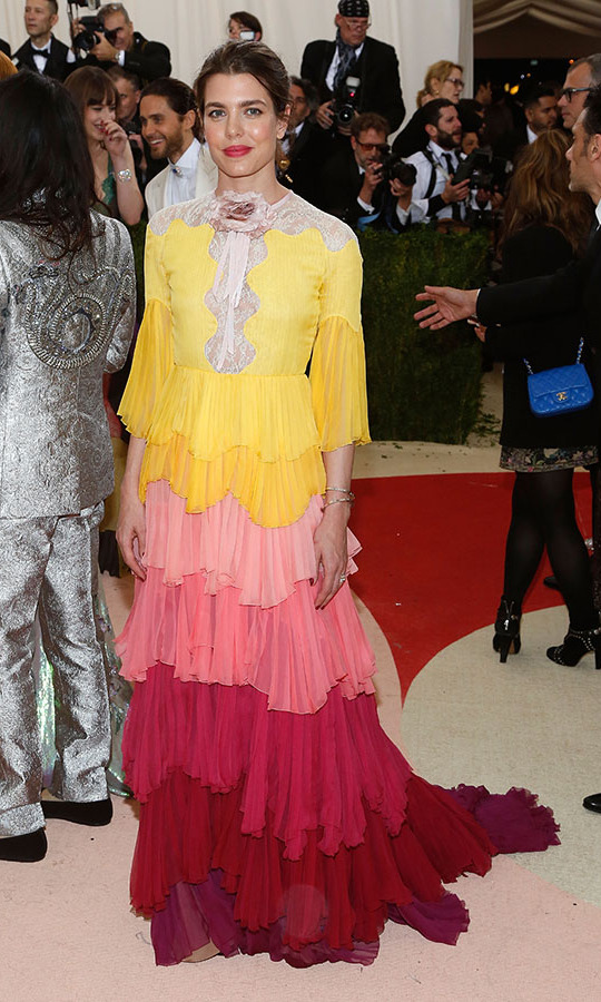 <h2>Charlotte Casiraghi, 2016</h2>