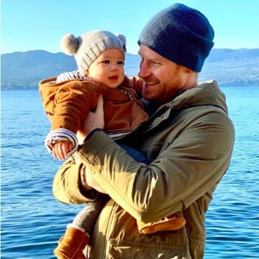 We last saw Archie in a photo the Sussexes shared on their Instagram on New Year's Eve. The adorable little boy was wearing a grey toque, brown jacket and boots as his dad held him. The picture, taken by Meghan, was likely snapped while the family of three were on their break from royal duties in British Columbia, where they stayed from November until just a few months ago. They've since relocated to Los Angeles.