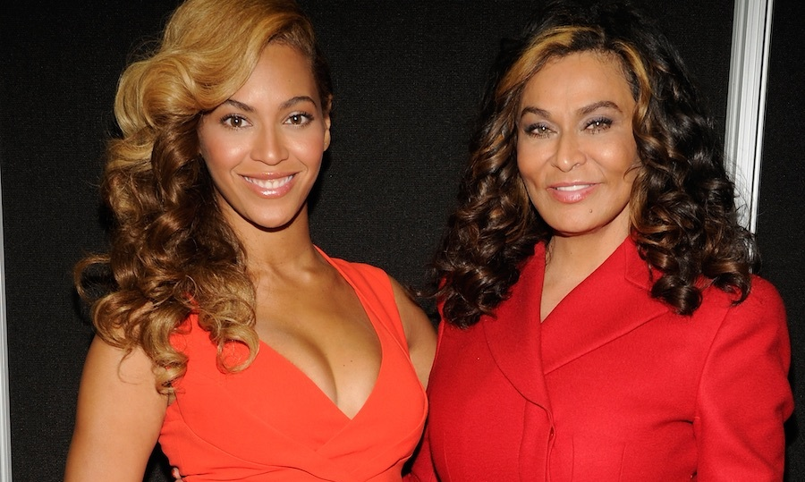 <h2>Beyoncé and Tina Knowles</h2>