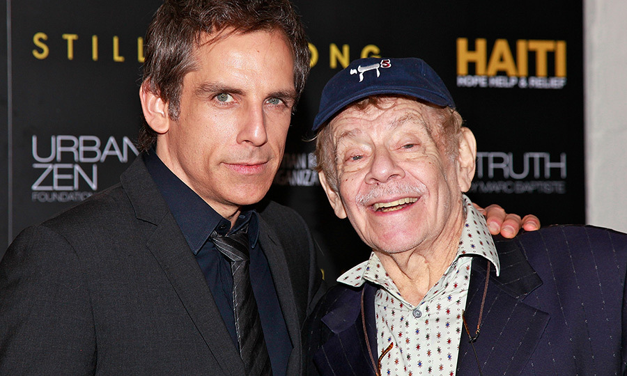 <h2>Jerry Stiller</h2>