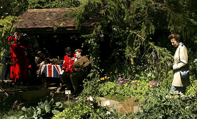 <h2>Princess Anne, 2005</h2>