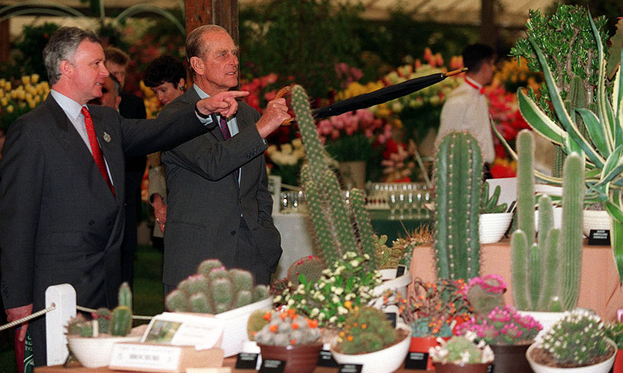 <h2>Prince Philip, 1994</h2>
