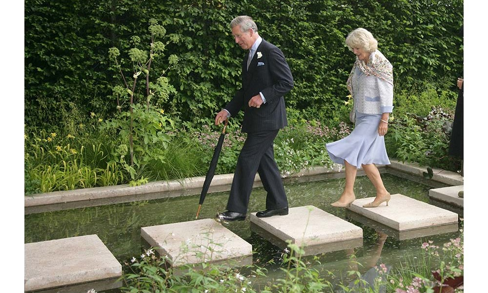<h2>Prince Charles and Duchess Camilla, 2007</h2>