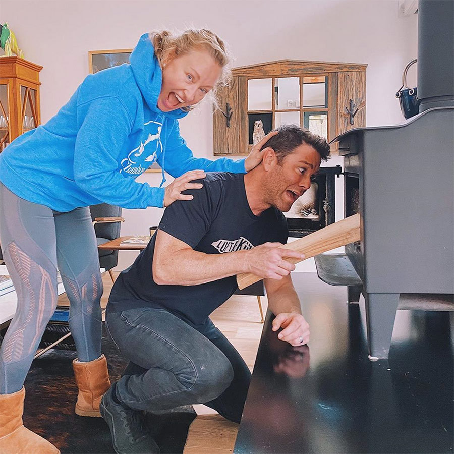 <h2>Yannick and Shantelle Bisson</h2>
