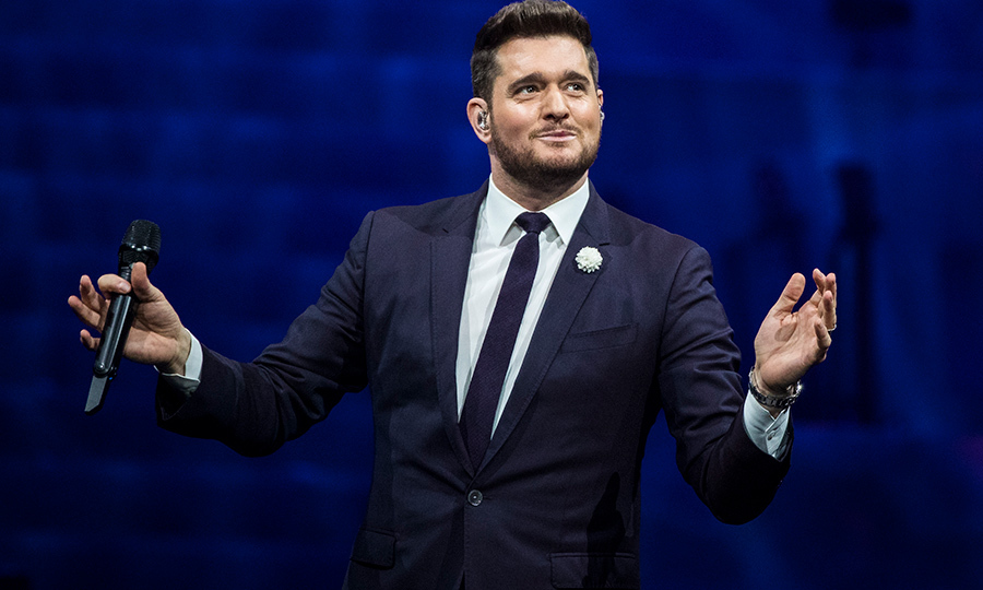 <h2>Michael Bublé</h2>