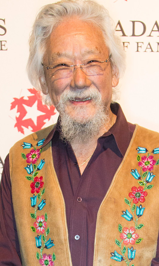 <h2>David Suzuki</h2>