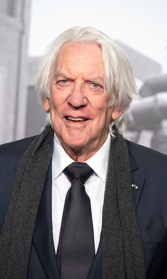 <h2>Donald Sutherland</h2>