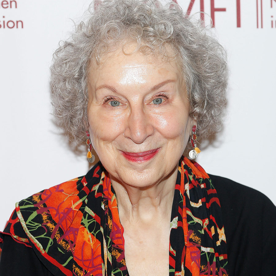 <h2>Margaret Atwood</h2>