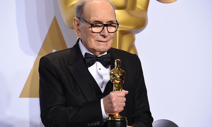 <h2>Ennio Morricone</h2>