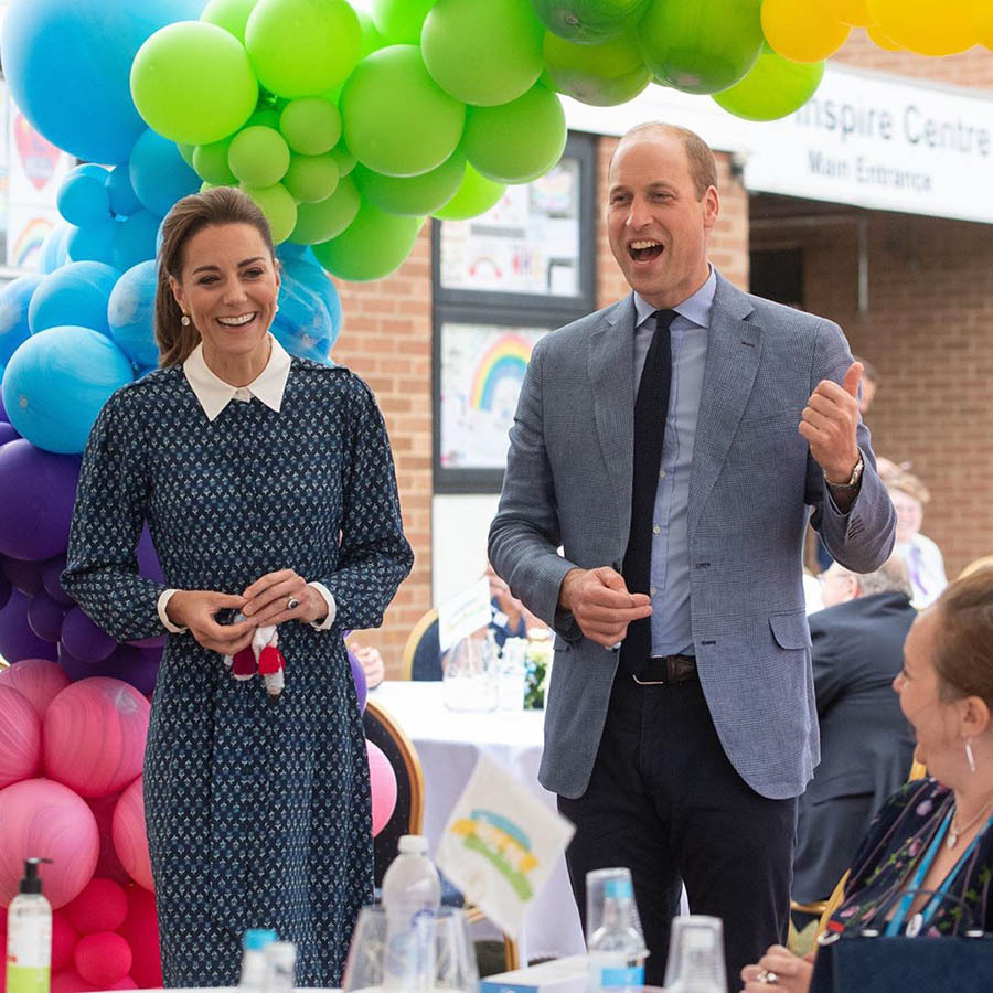 <a href=/tags/0/kate-middleton><strong>Duchess Kate</strong></a> and <a href=/tags/0/prince-william><strong>Prince William</strong></a> had a joint royal engagement on July 5 to the Queen Elizabeth Hospital in King's Lynn as part of the NHS 72nd birthday celebrations.