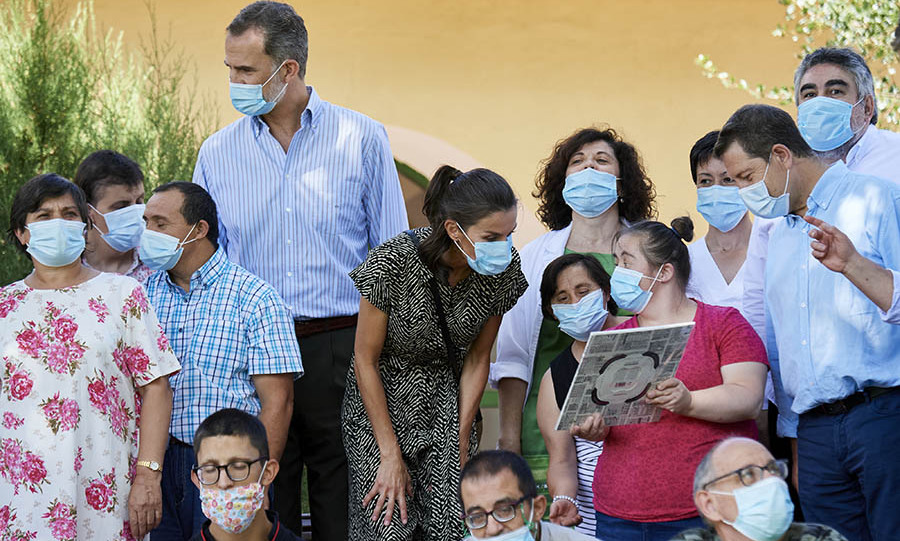 On July 2, <a href=/tags/0/queen-letizia><strong>Queen Letizia</strong></a> and <a href=/tags/0/king-felipe><strong>King Felipe</strong> visited Cuenca as part of their royal tour.